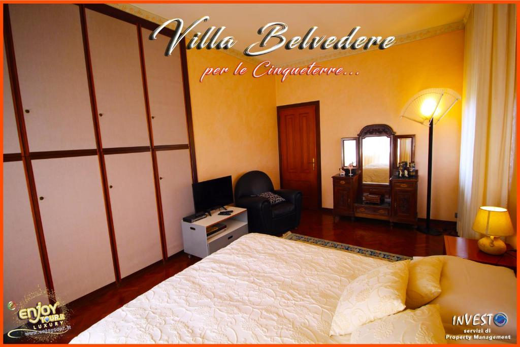 Villa Belvedere Bed Breakfast La Spezia
