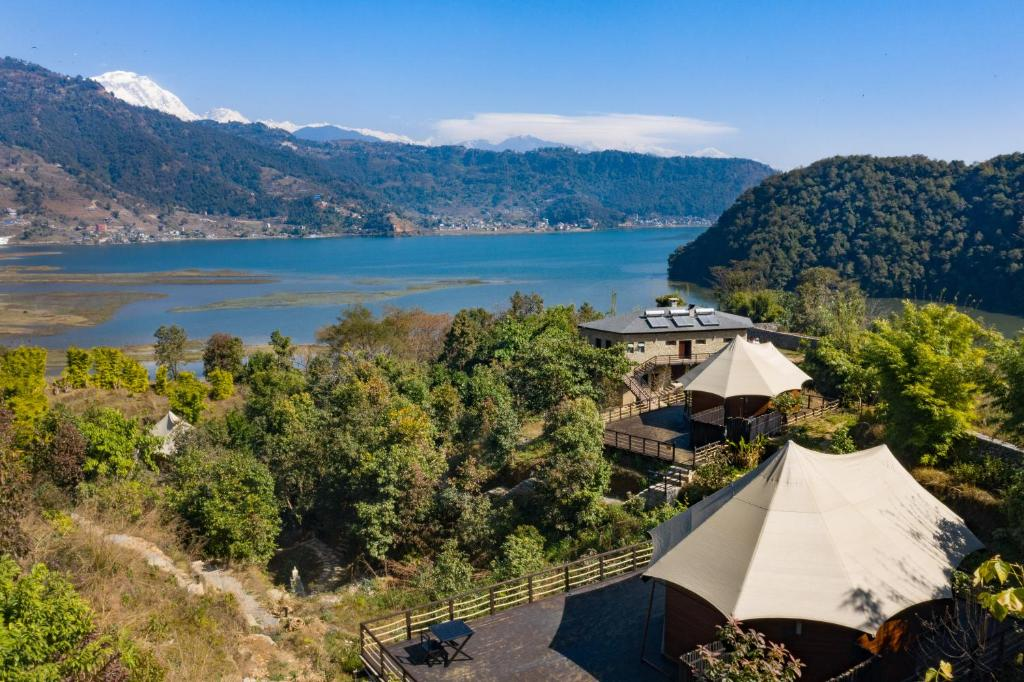 The Pavilions Himalayas Lake View, Rentals Pokhara
