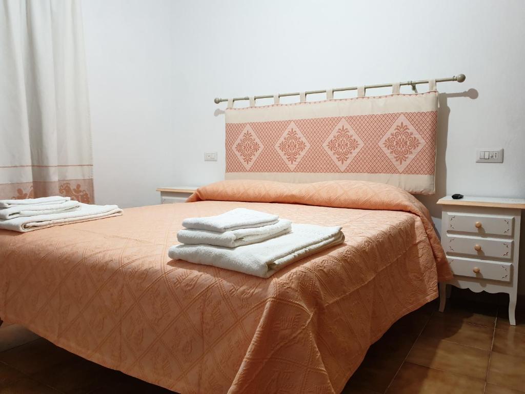 Camera Matrimoniale A Olbia.Jacob Guesthouse Bed Breakfast Olbia