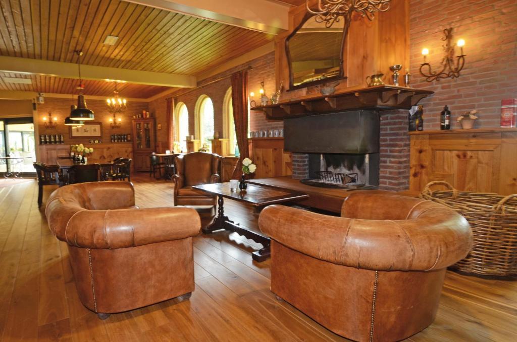 fletcher hotel restaurant de borken beilen viamichelin informatie en online reserveren. Black Bedroom Furniture Sets. Home Design Ideas