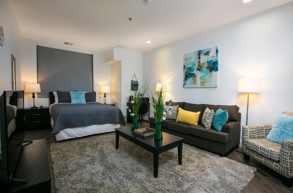 Modern Studio In The Heart Of Adams Morgan Apartment