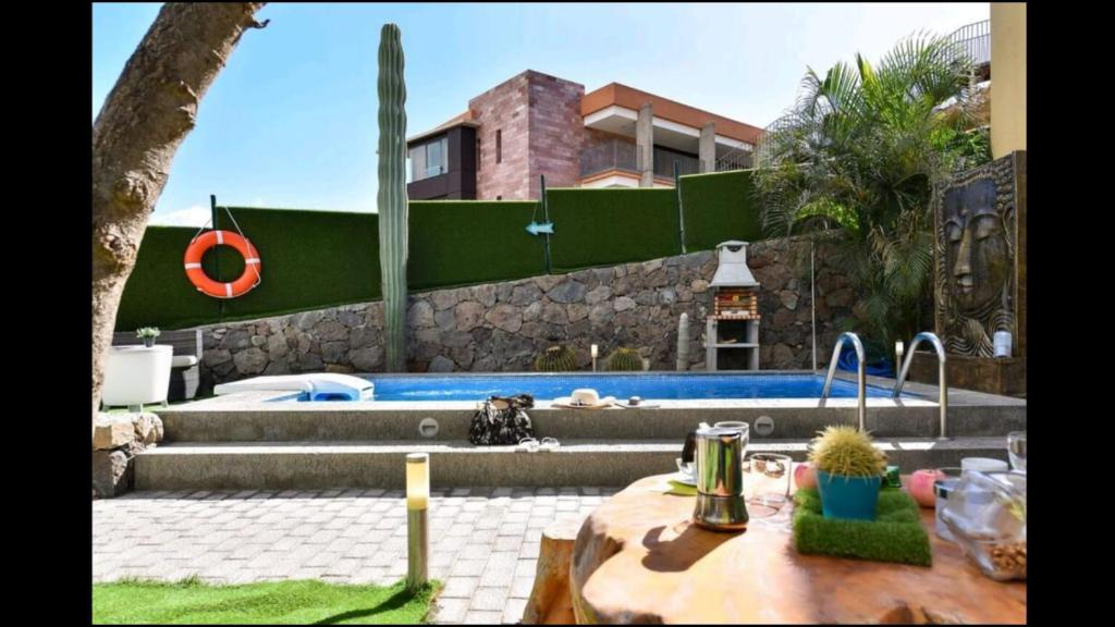 Villa Las Terrazas 17 Exclusive Chill Out Andswimming Pool