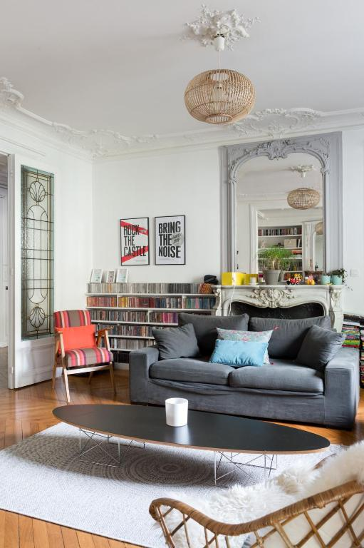 Appartement Rue Charles Baudelaire by Onefinestay ...