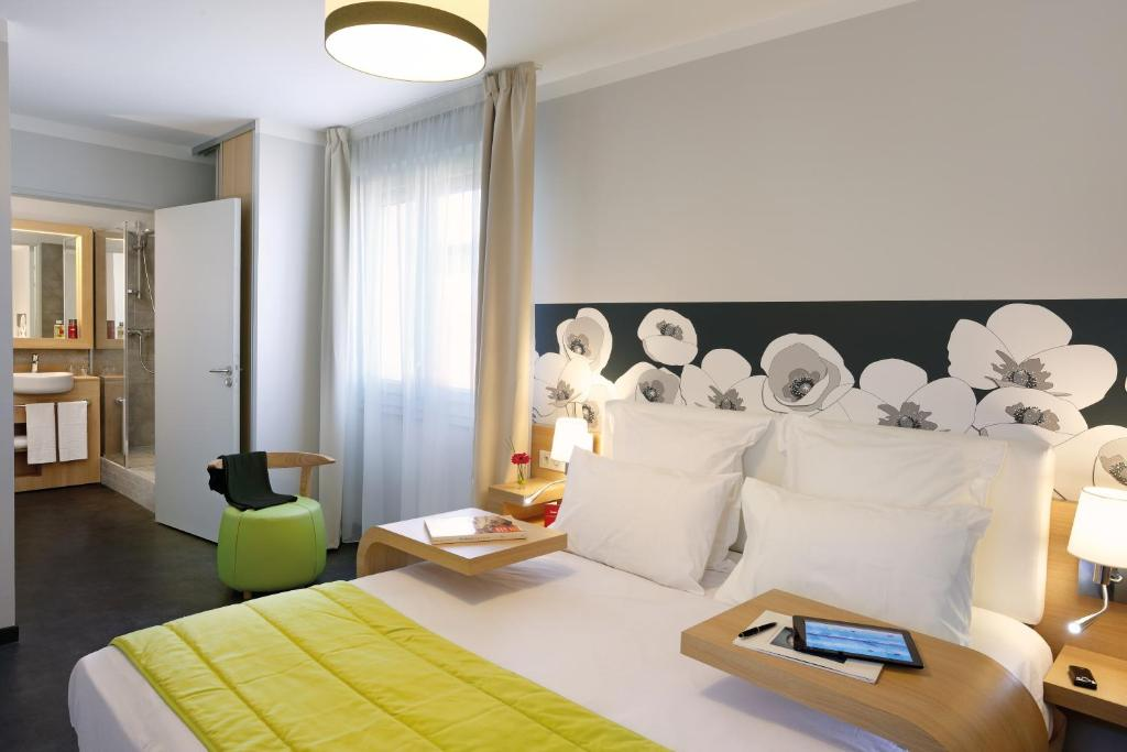 Hotel Expositions Des Parc Appart'city Reims IYfv7gb6y
