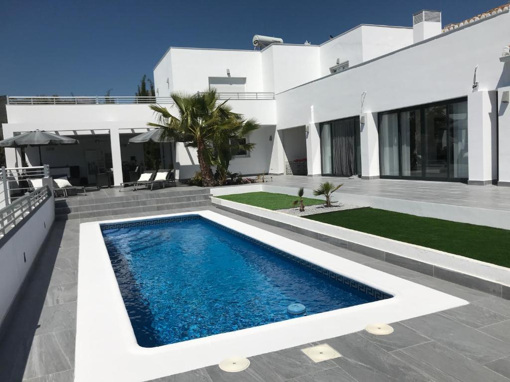 Bed and Breakfast Villa Corte Azul, Casa rurale Frigiliana