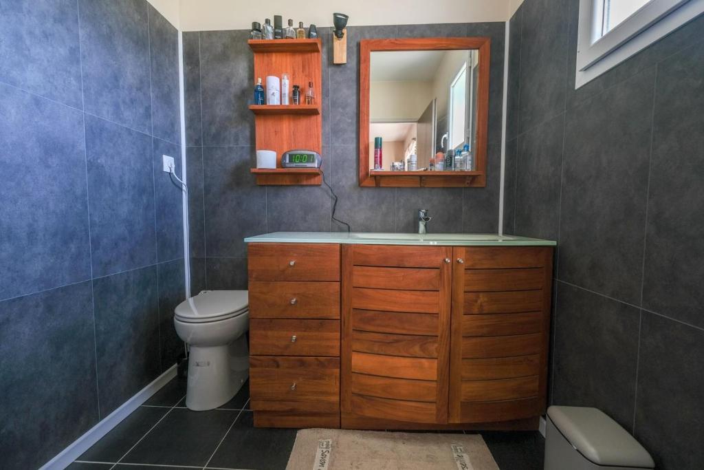 Chambre + salle d\'eau privées avec accès exterieur privé ...
