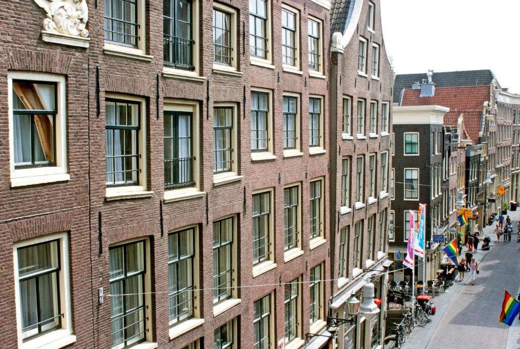 Nh collection barbizon palace apartments amsterdam for Hotel centrali ad amsterdam