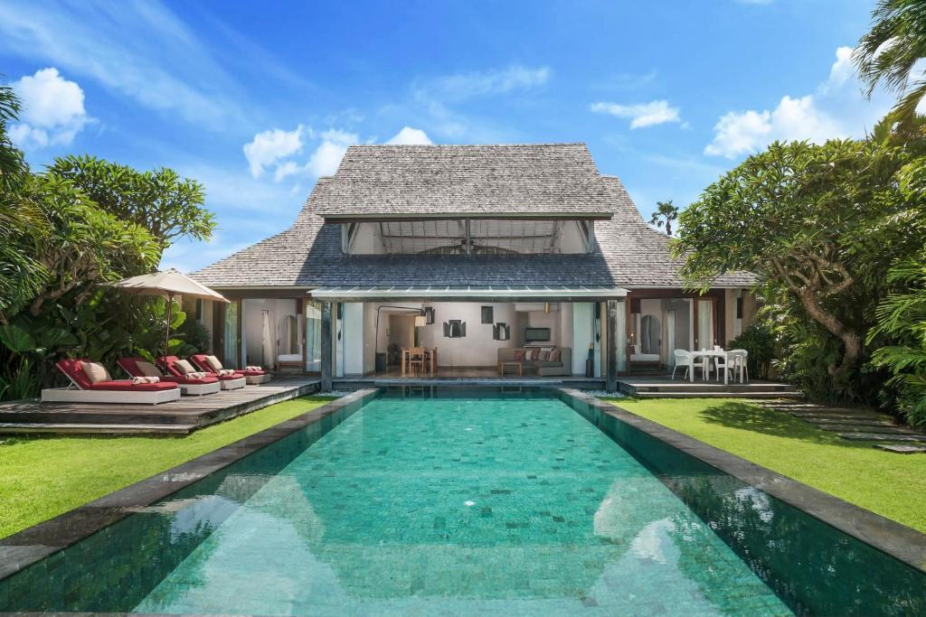 Space Villas Bali Villas Seminyak