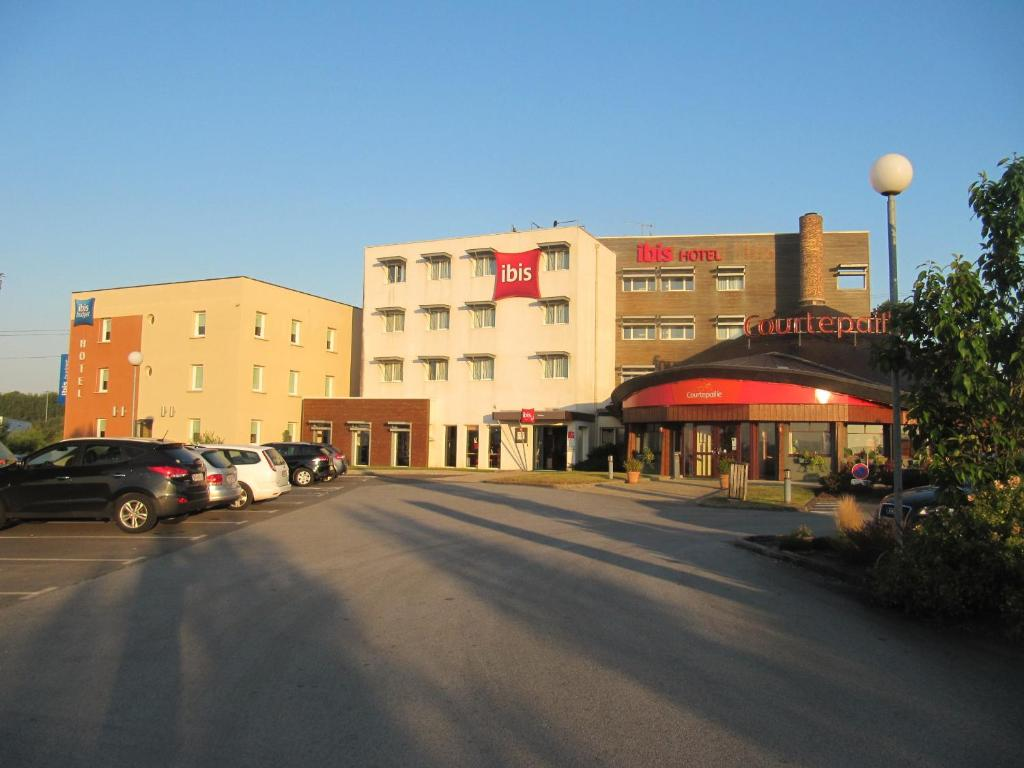 H tel ibis pontivy pontivy prenotazione on line for Hotel ibis salamanca telefono