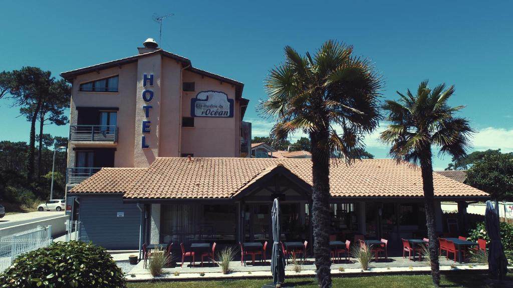 Hotel Les Jardins De L Ocean Biscarrosse Plage