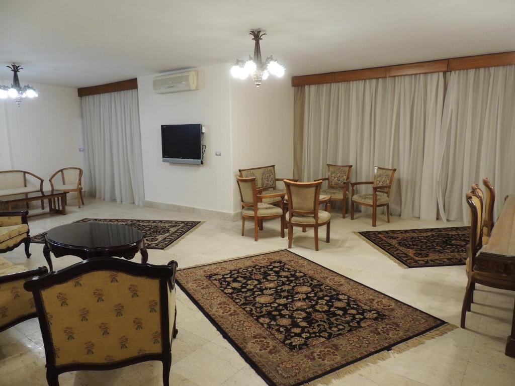 Sultan Outstanding Apartment at Maadi Nile Corniche