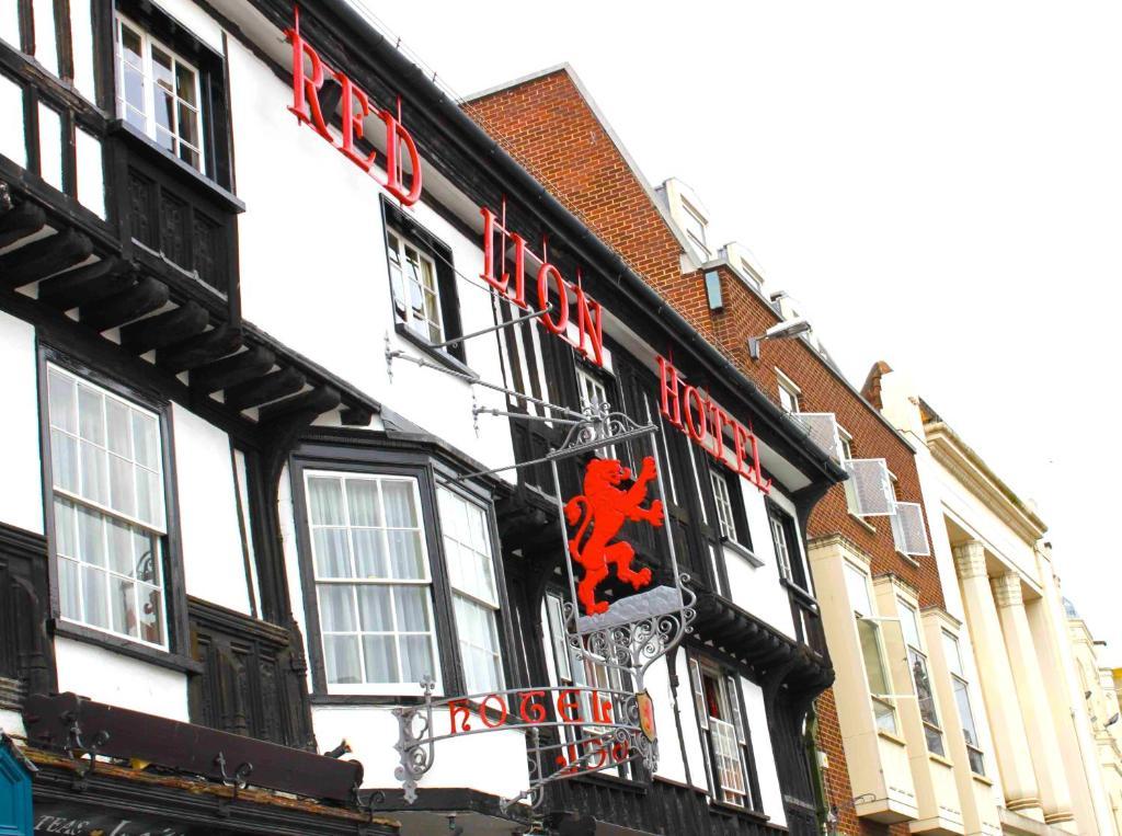 brook red lion hotel colchester online booking. Black Bedroom Furniture Sets. Home Design Ideas