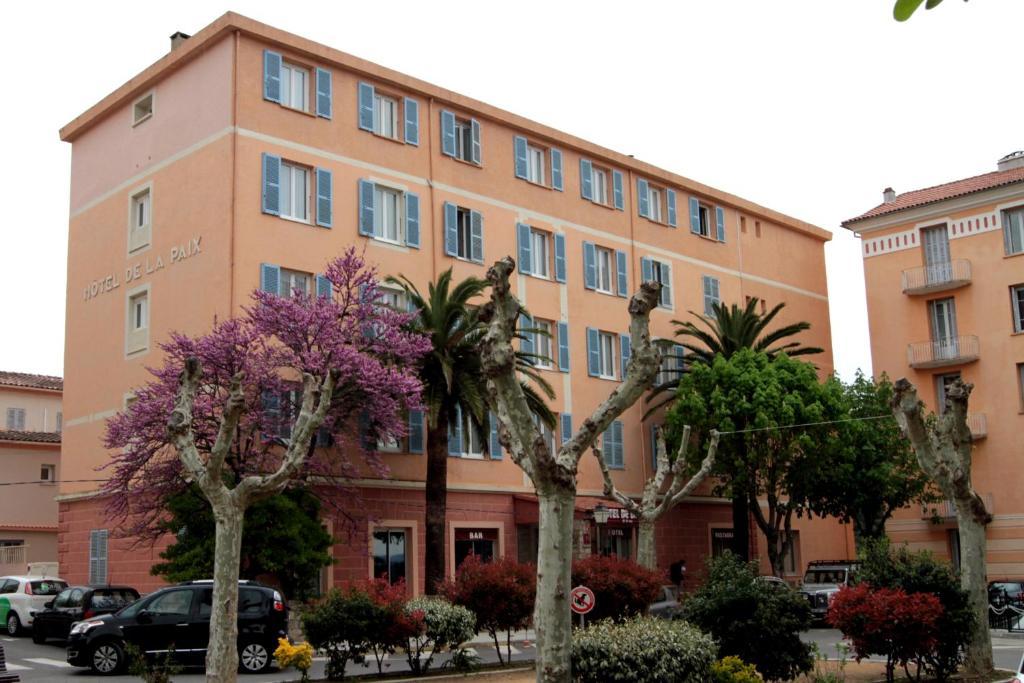 Hotel De La Paix Corte