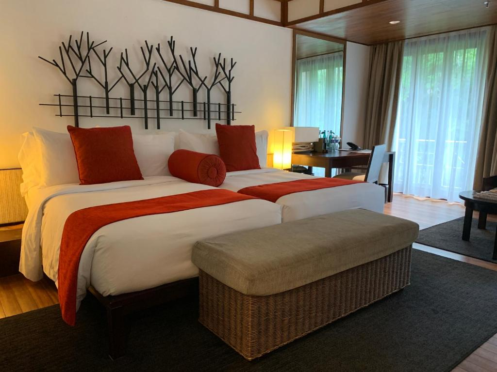 Naam Van Japanse Bedbank.The Andaman A Luxury Collection Resort Langkawi Vakantie
