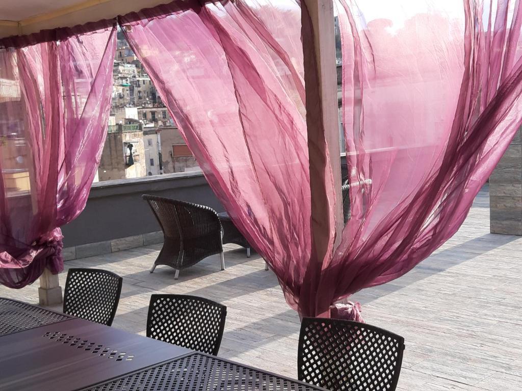 Un Terrazzo Sul Centro Storico Bed Breakfast Napoli