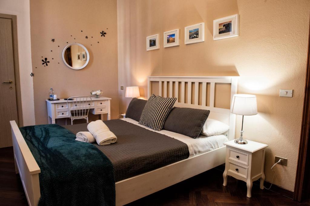 Camera Matrimoniale A Olbia.Corso 151 Bed Breakfast Olbia