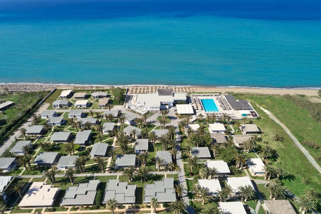 Carte Crete Amoudara.Civitel Creta Beach Holiday Residences Amoudara