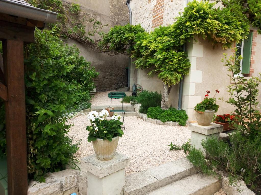 Gästezimmer Le Petit Jardin de Yoyo, Gästezimmer Monts