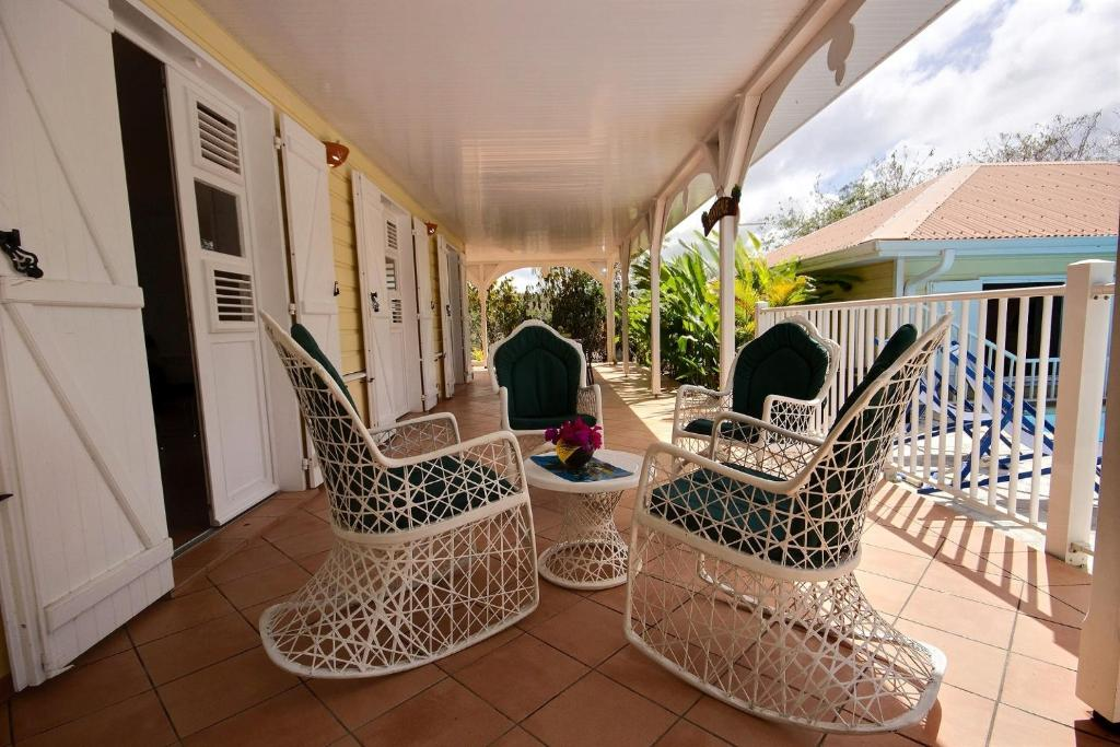 Villa Cattleya 4ch Piscine Et Grande Terrasse Couverte
