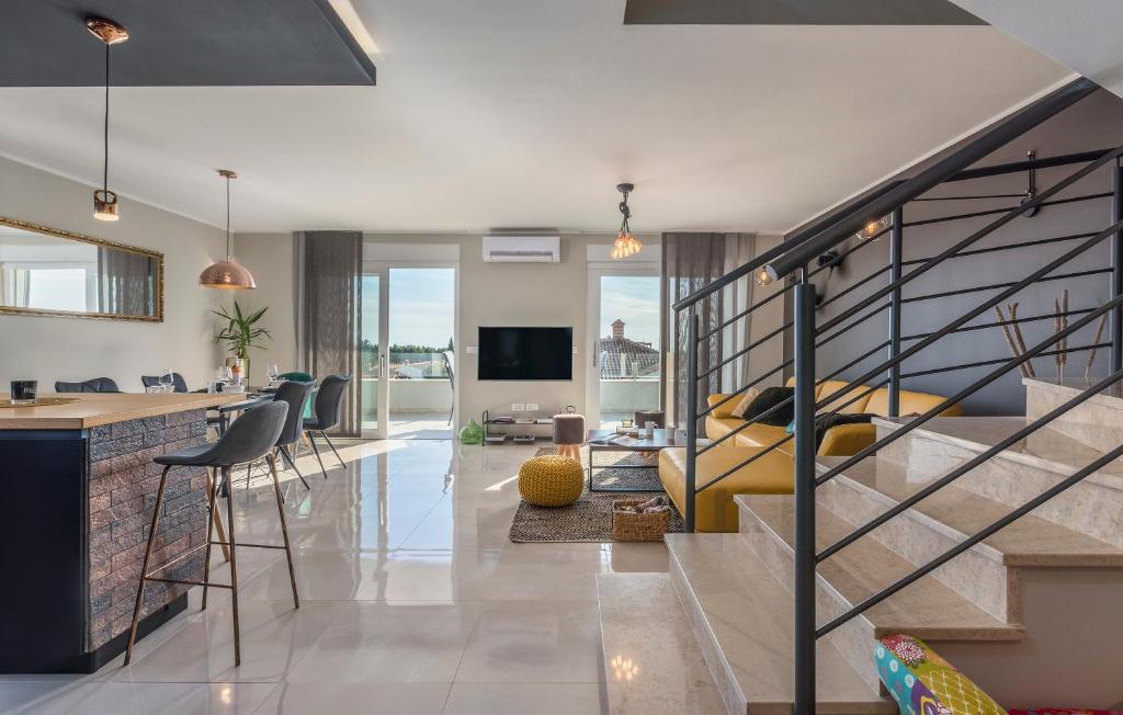 Penthouse Apartment Novigrad Apartment Novigrad