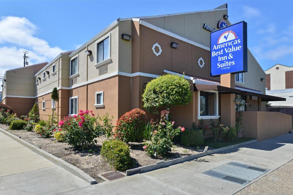 Book Now Americas Best Value Inn Suites San Francisco Airport South