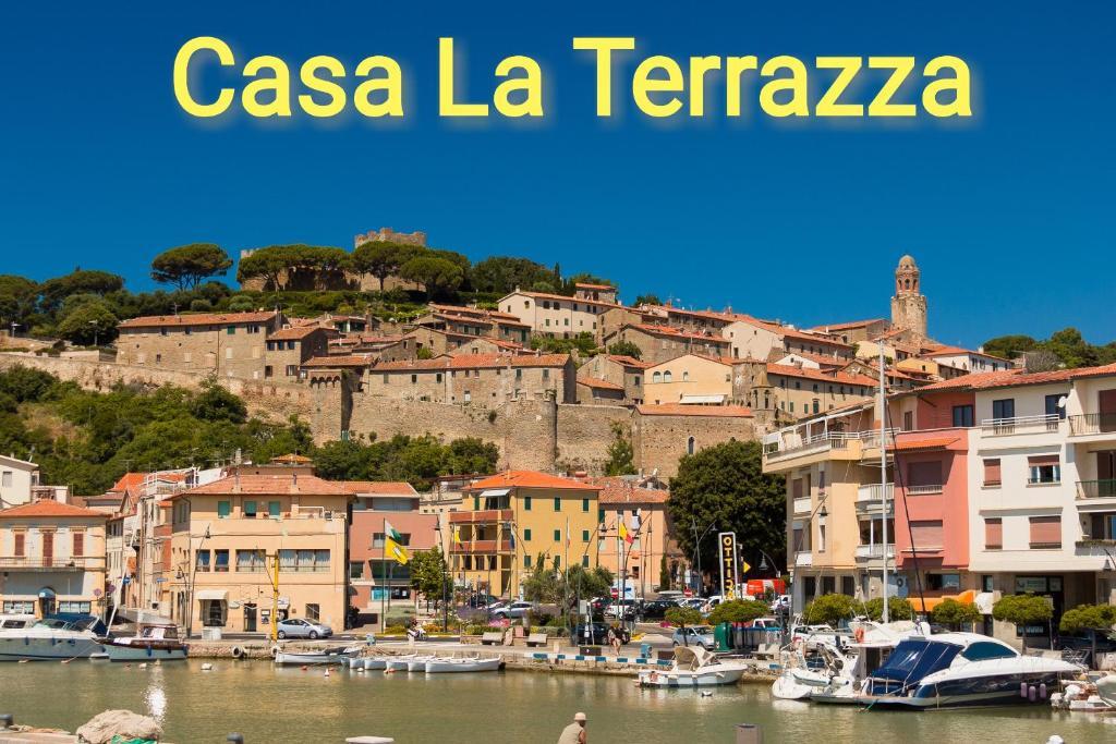 Casa Vacanze La Terrazza Castiglione Della Pescaia Holiday