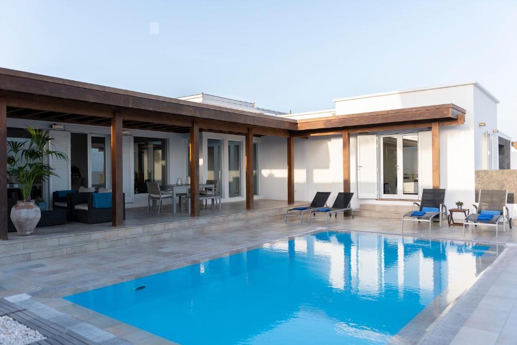 Luxury Villa Privatepiscina Lanzarote Villa Arrecife