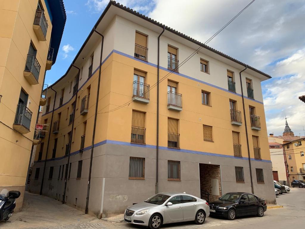 Céntrico apartamento con cocina, baño y salón-comedor ...