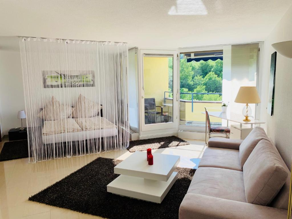Private Suite Im Biospharen Hotel Appartement A Bad Urach