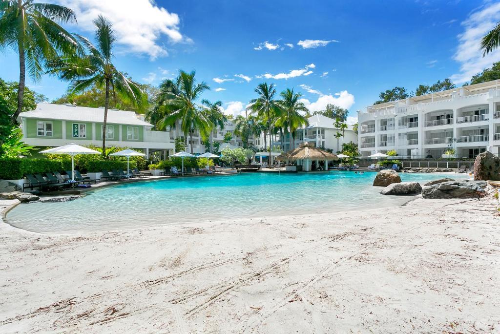 Beach Club Lagoon Apartment 4111