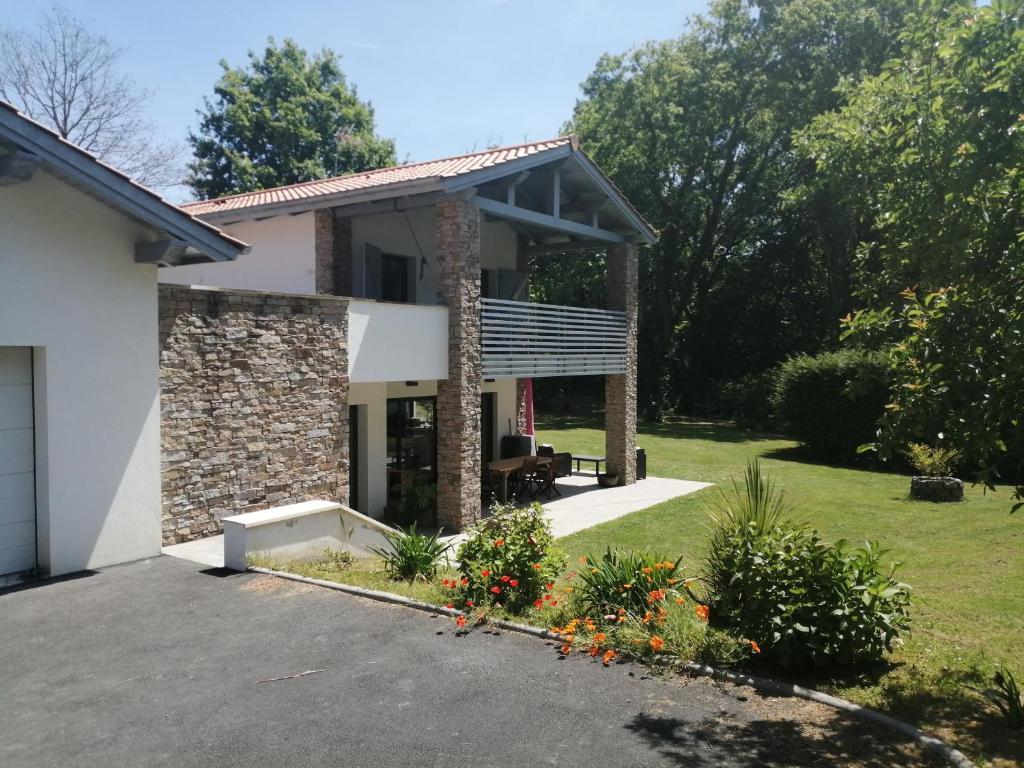 Maison moderne et familiale - Maison de vacances à Saint ...