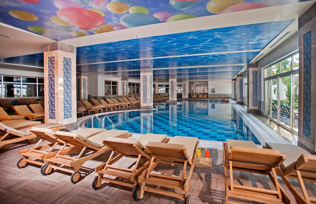 Crystal Sunset Luxury Resort Spa Ultra All Inclusive