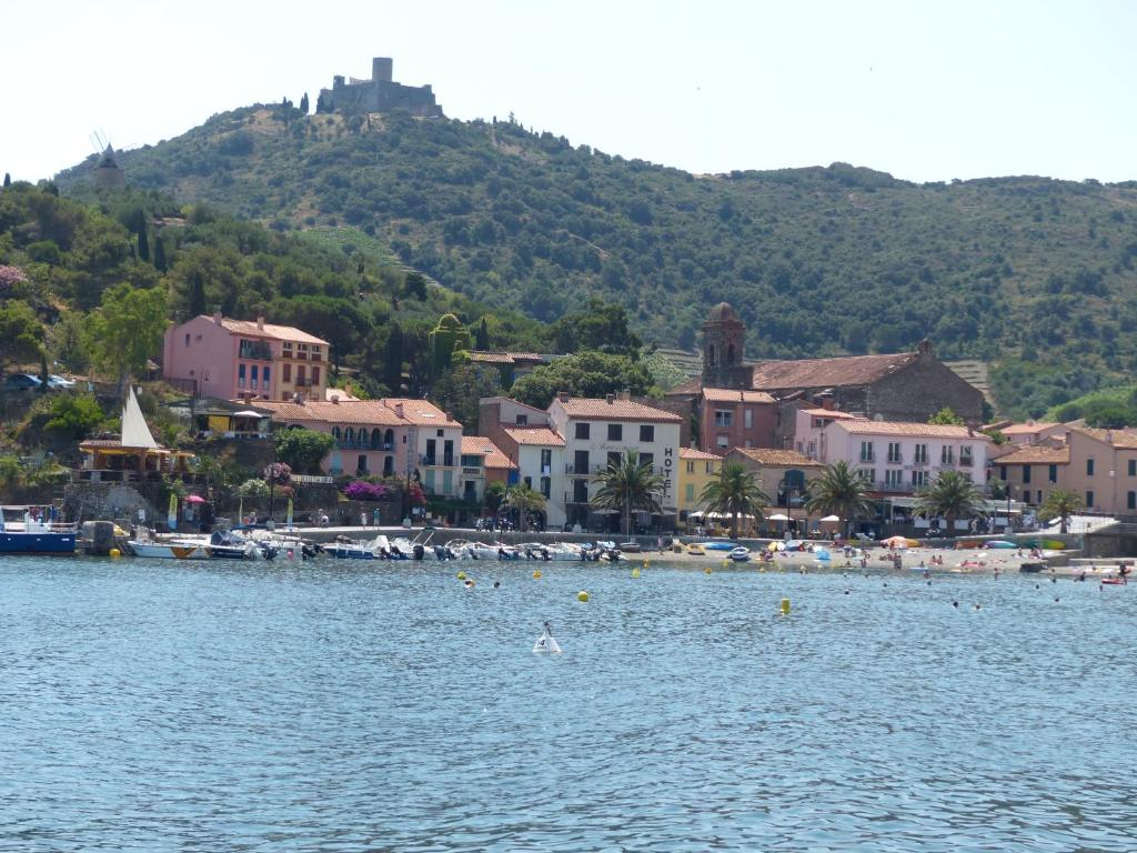 Hotel Collioure Vue Sur Mer