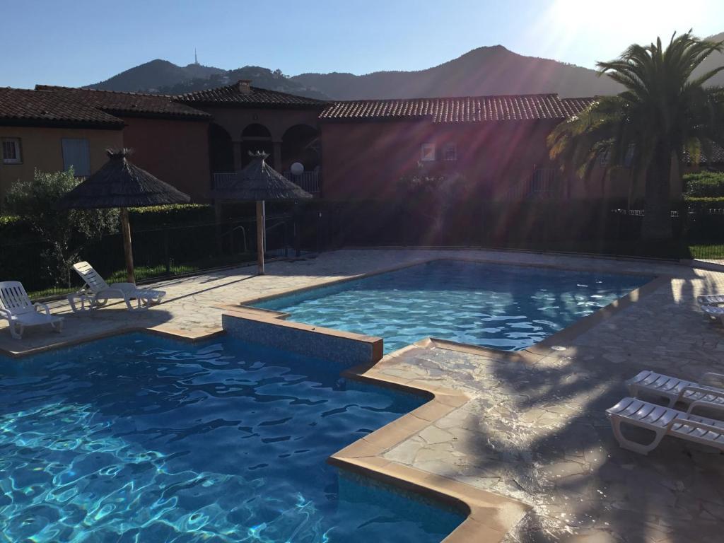 Le Patio Theoule Sur Mer residence le savannah, appart'hotel théoule sur mer