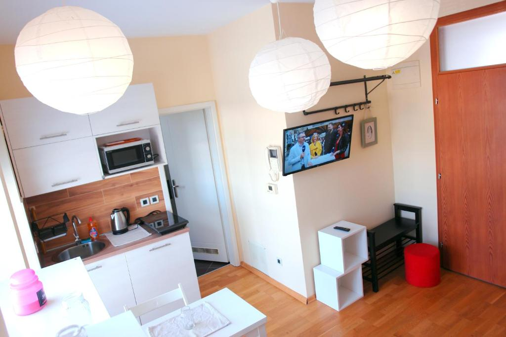 Mini Studio Apartment Cakovec