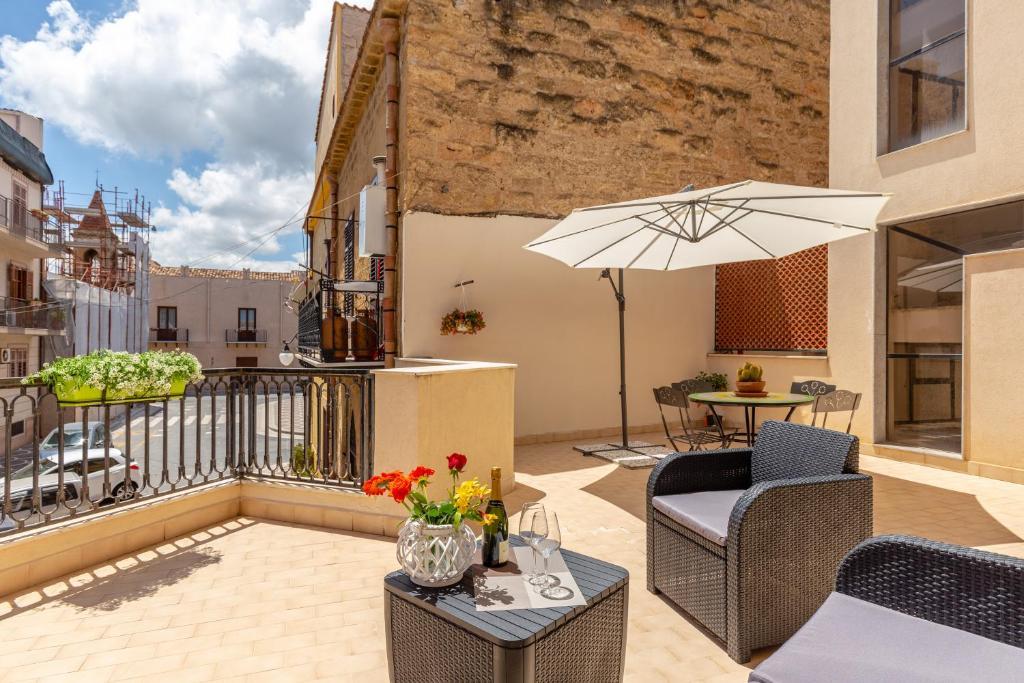 Residenza Del Duca Casteldaccia 2 Camere Appartamento