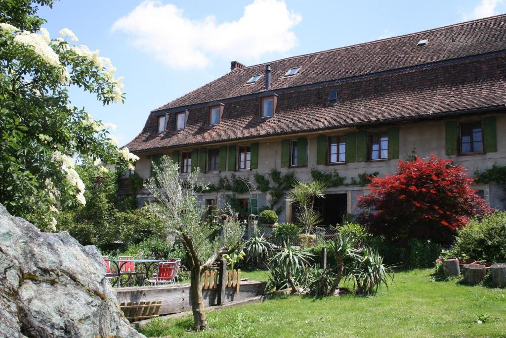 Ofenhaus Casa Vacanze Nei Murten Region Of Fribourg