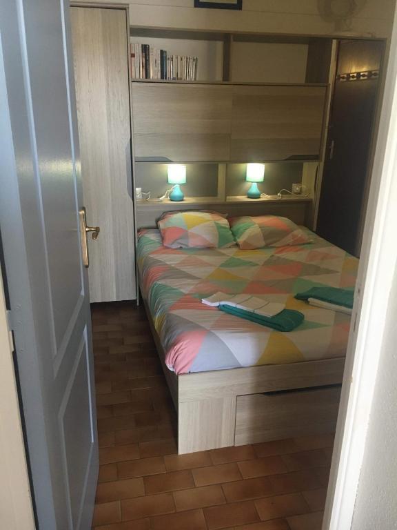 charmant studio alcôve à balaruc les bains, Appartement ...