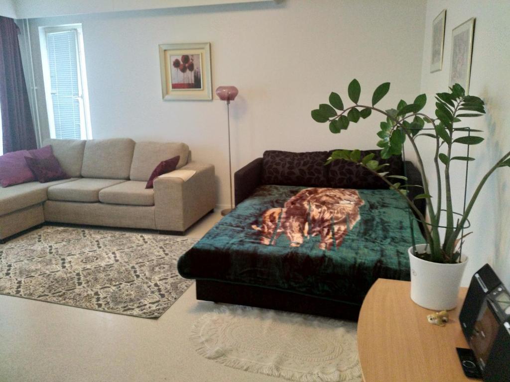 Apartment Mikkelissä, Silvasti, Apartment Mikkeli