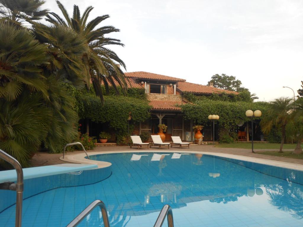 Camere Da Letto Taranto all'ombra del palmeto, bed & breakfast taranto