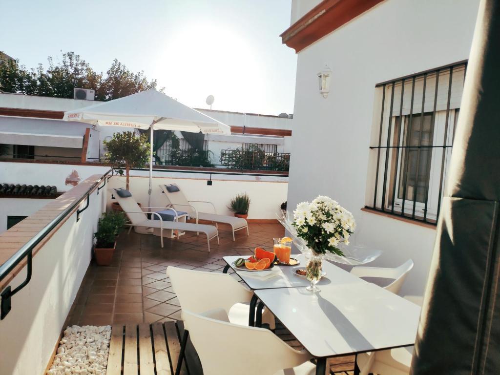 Apartamento Con Amplia Terraza Sevilla Centro Apartment Sevilla