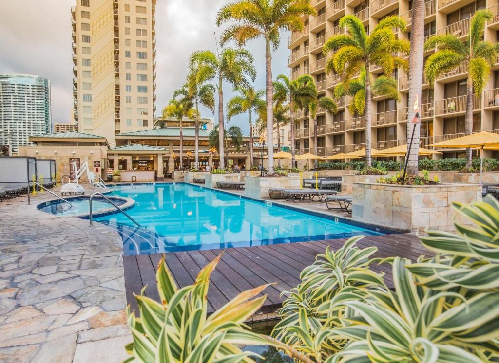 Embassy Suites By Hilton Waikiki Beach Walk Holiday