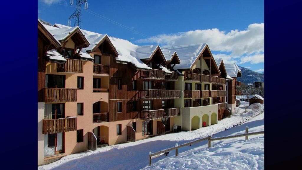 Appartement Petit Alpaga Appartement A La Salle Les Alpes Dans