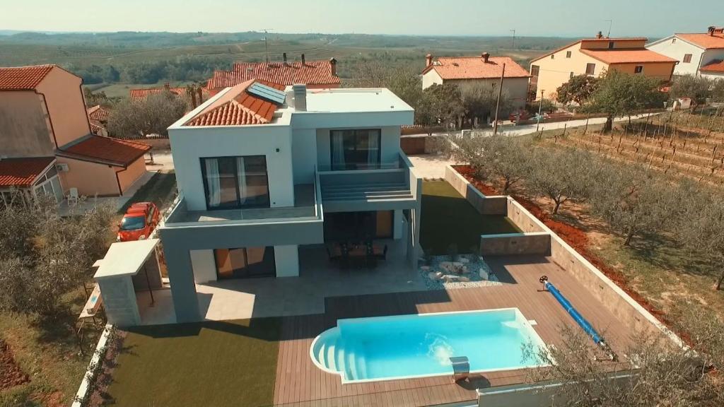 Villa Primavera Casa Vacanze Buje