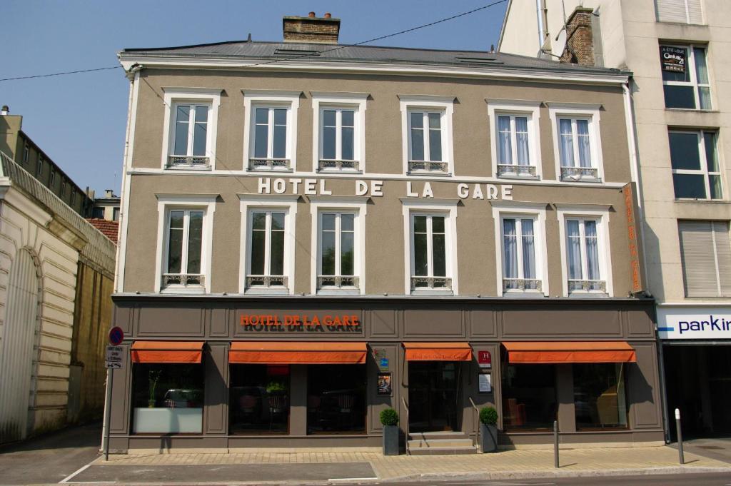 Hotel Gare De Troyes