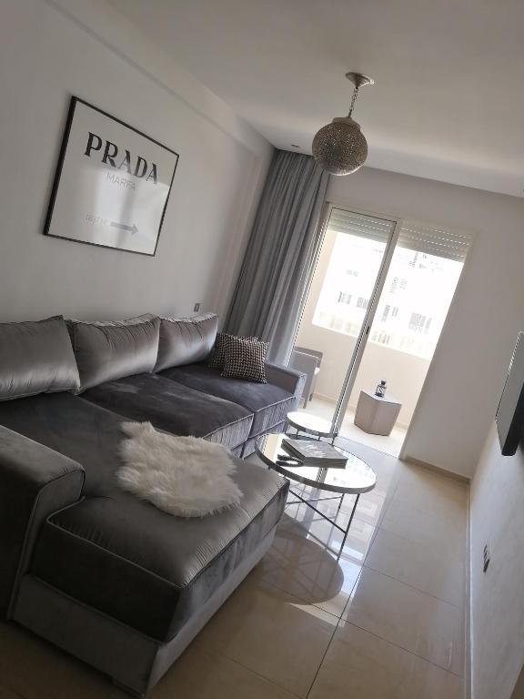 studio moderne avec piscine et sous sol, Wohnung Agadir