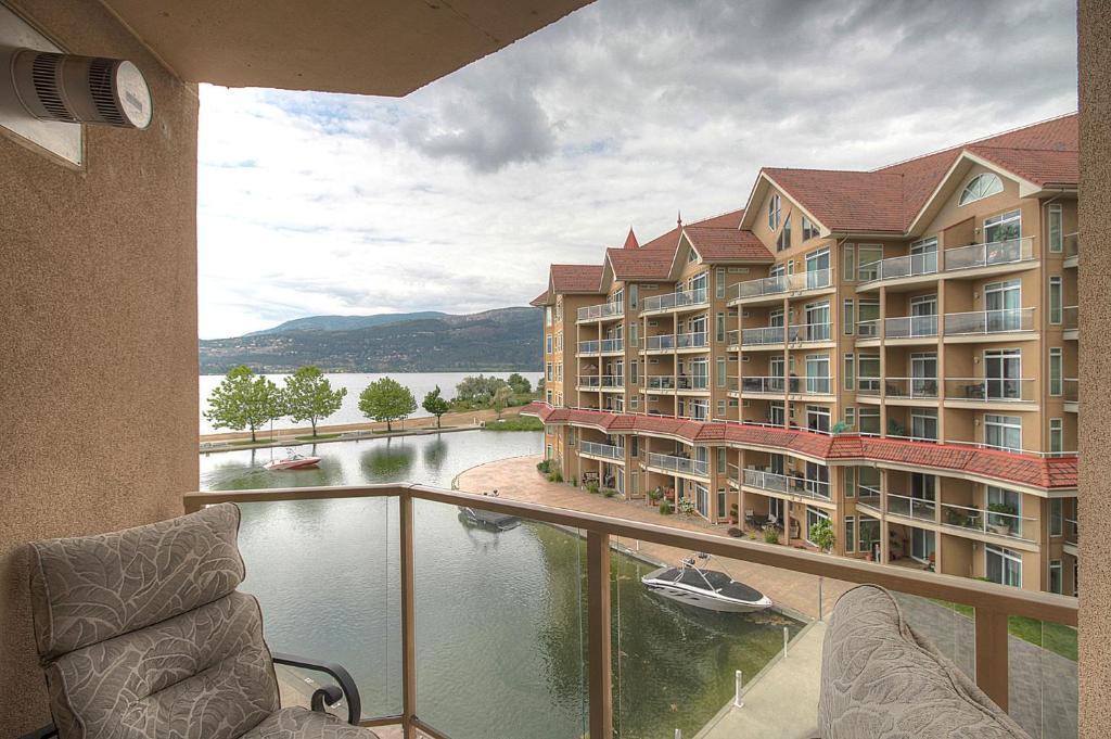 Sunset Waterfront Resort 407 Apartment Kelowna