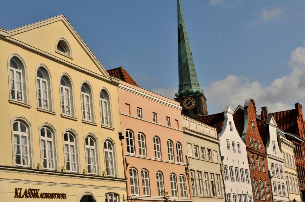 Hotels In Lubeck Altstadt  Und  Sterne