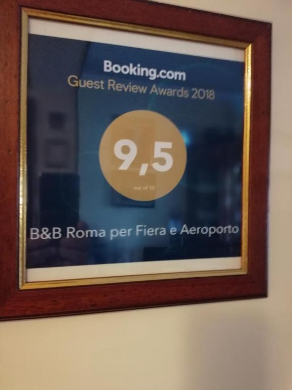 B B Roma Per Fiera E Aeroporto Casas Rurales Rome