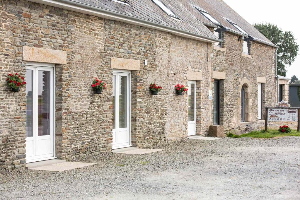 Bed Breakfast Les Valtieres Du Mont Saint Michel Bed Breakfast Huisnes Sur Mer